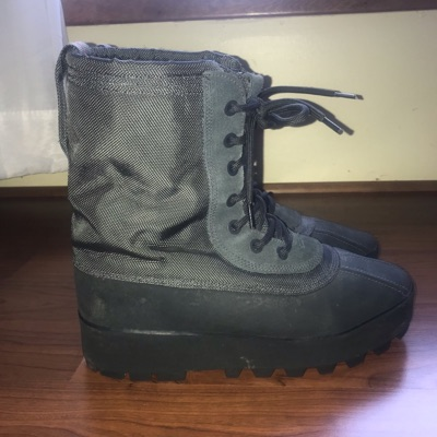 "Yeezy 950 Boot ""Pirate"""
