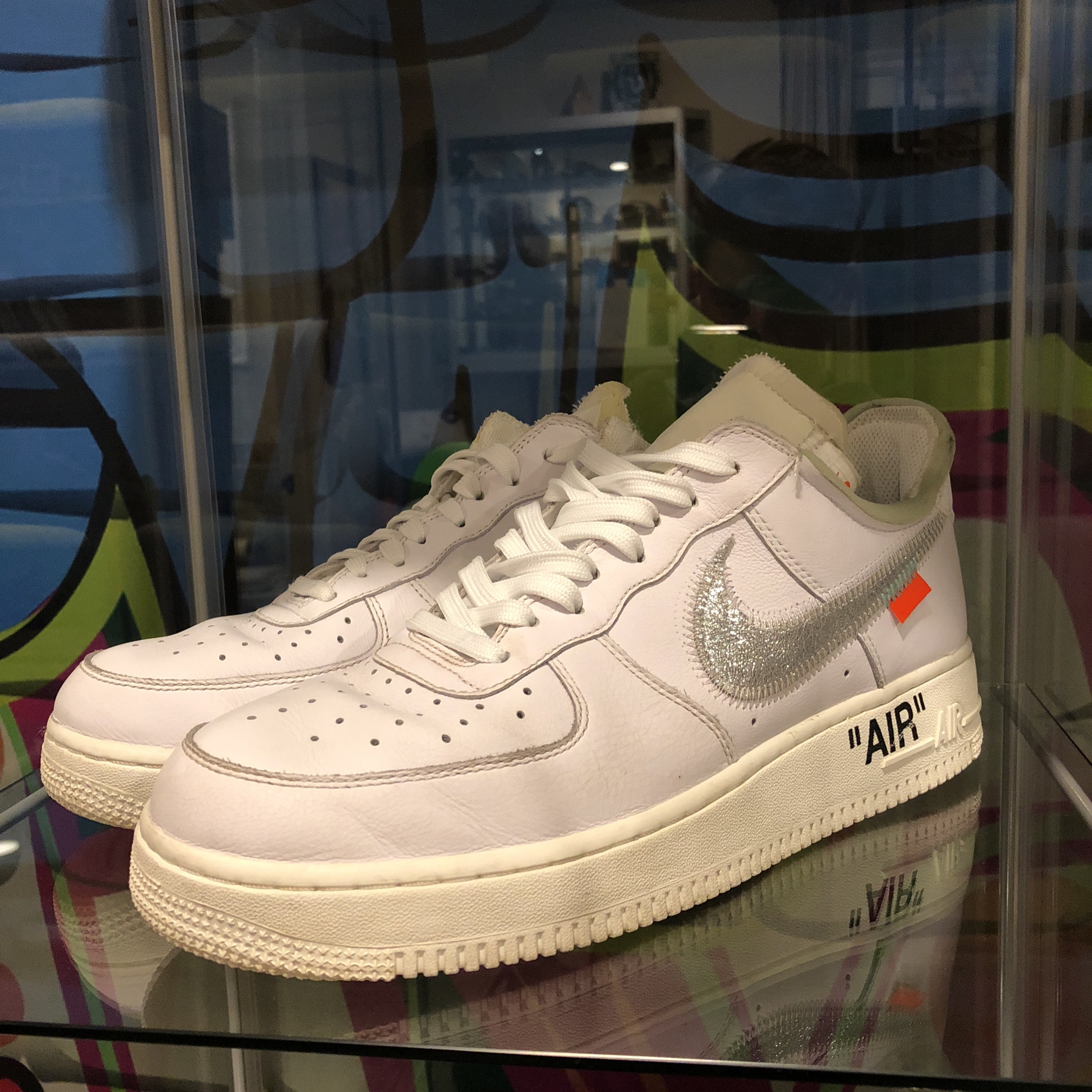 Off-White X Air Force 1 'Complexcon