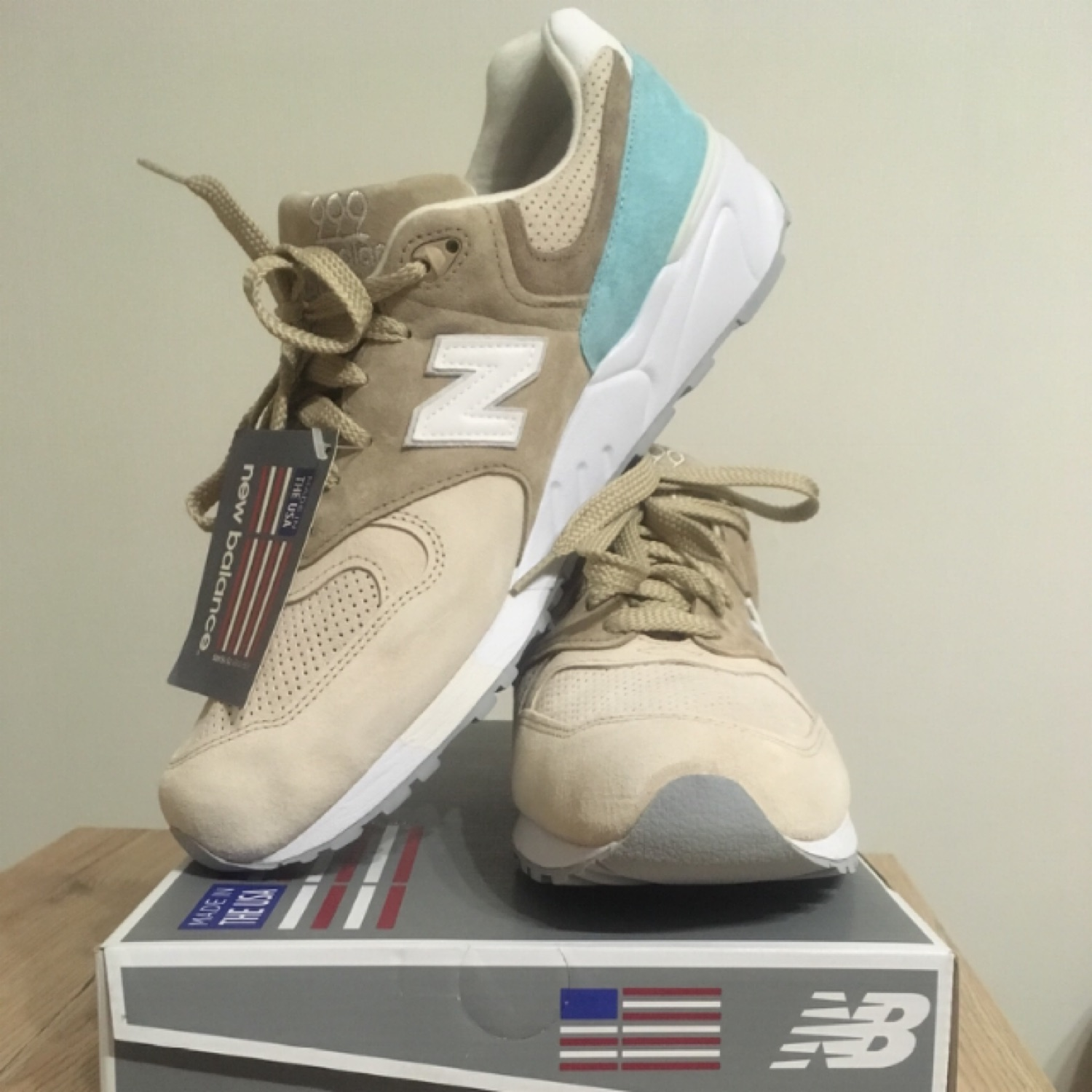 cheap for discount dafa1 d3c3a New Balance 999 Made In Usa