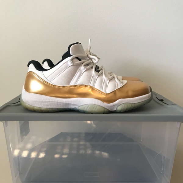 "Jordan 11 Low ""Closing Ceremony"""
