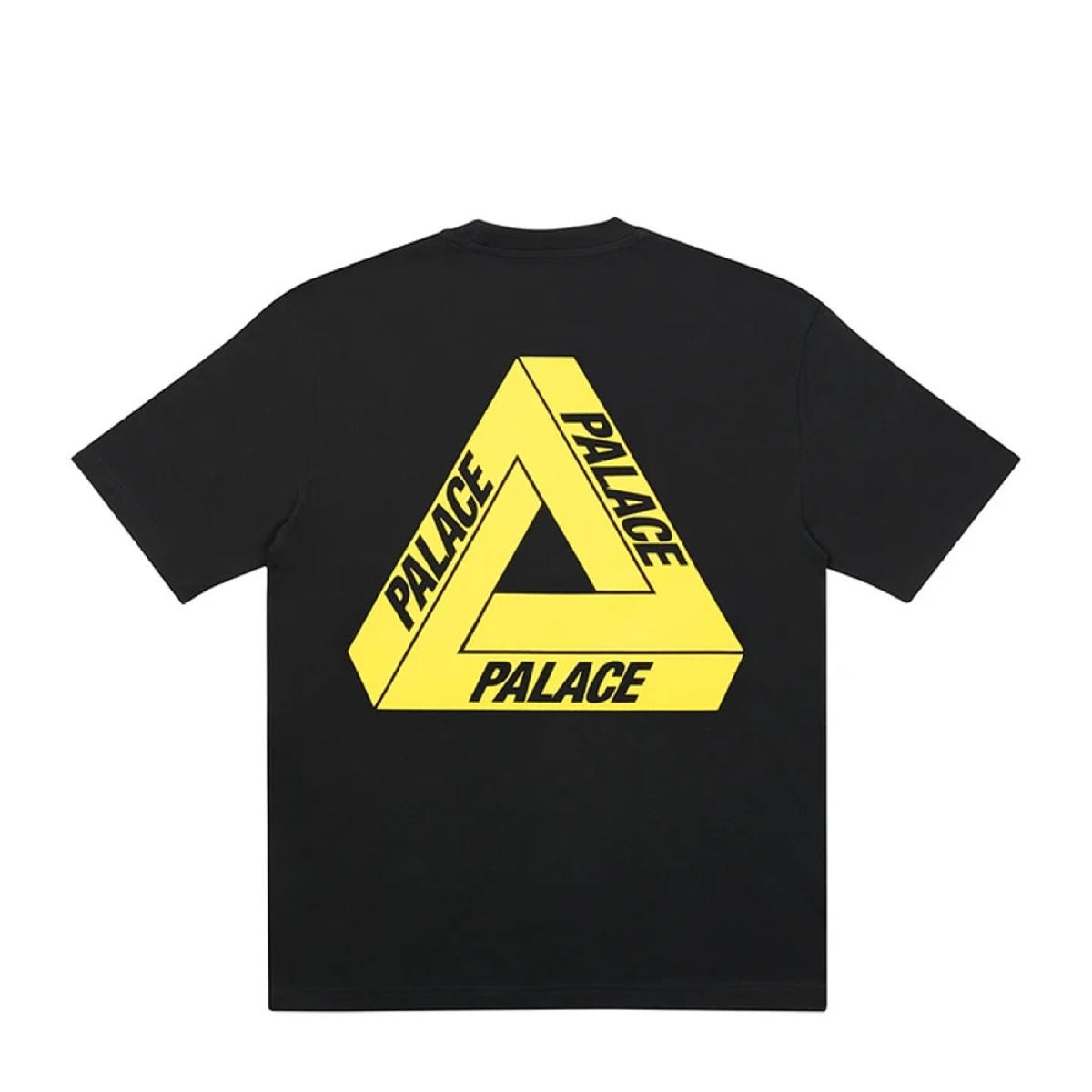 Palace Tri To Help Black Yellow