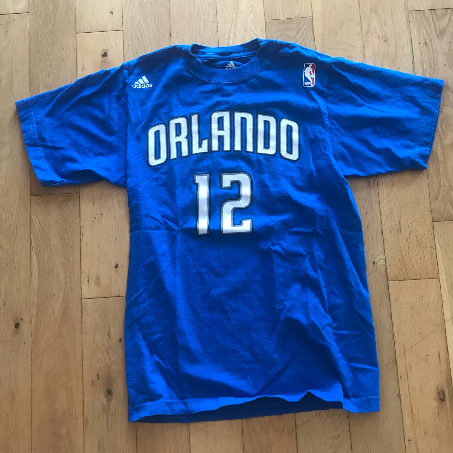 low priced 910fb bd8d0 Dwight Howard Orlando Magic Jersey Size S
