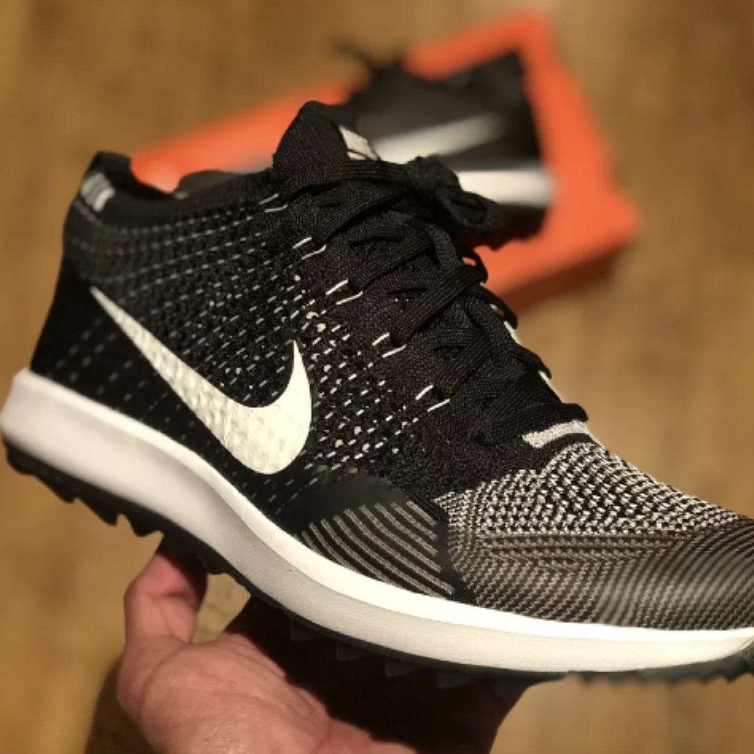 nike racer golf shoes
