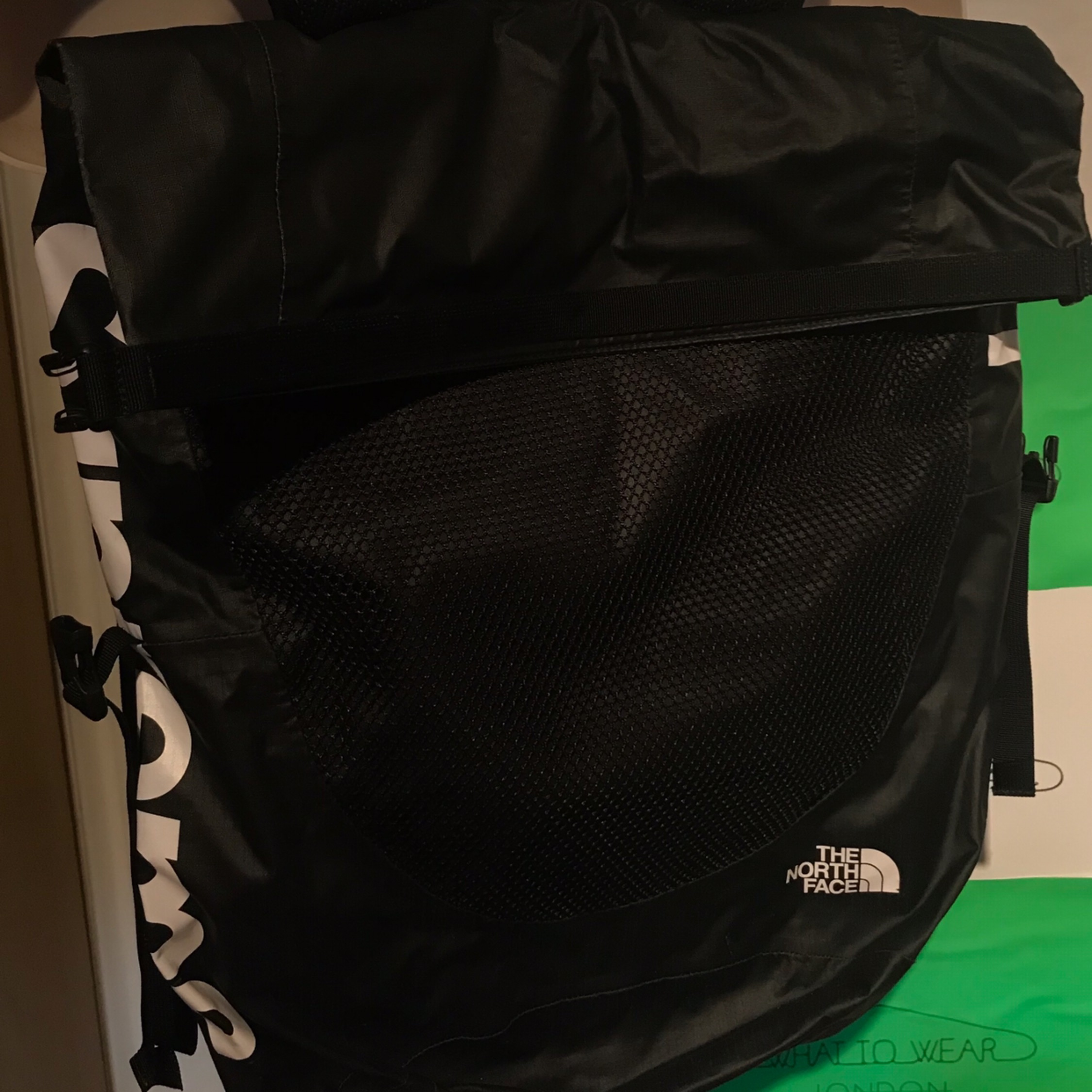 78a7fd226 Ss17 Supreme X The North Face Waterproof Backpack