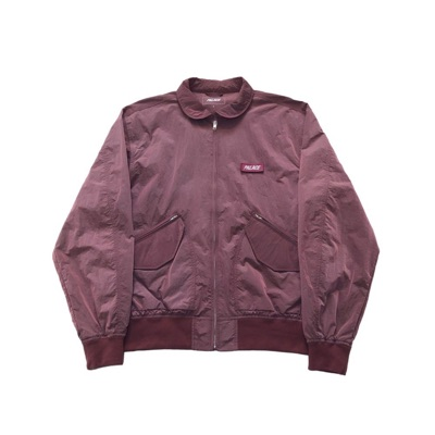 Palace F-Light Jacket Rose Size Large