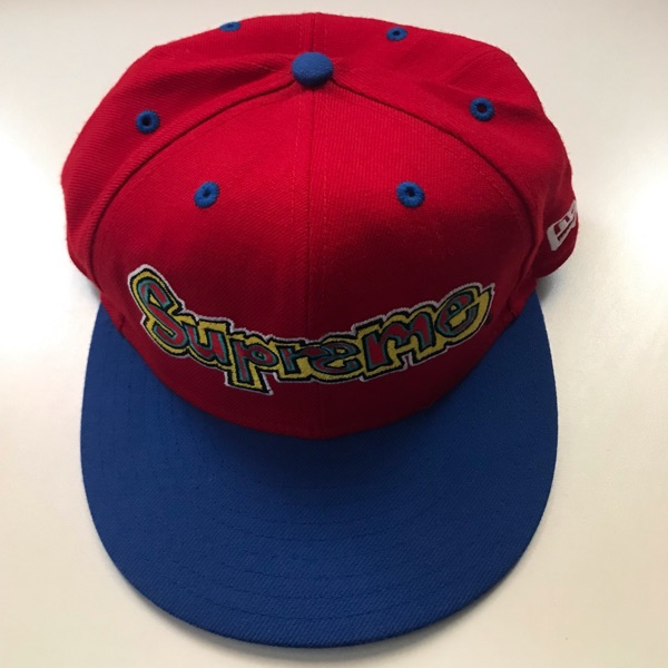 Fw02 Supreme Gonz New Era 59Fifty Fitted Cap