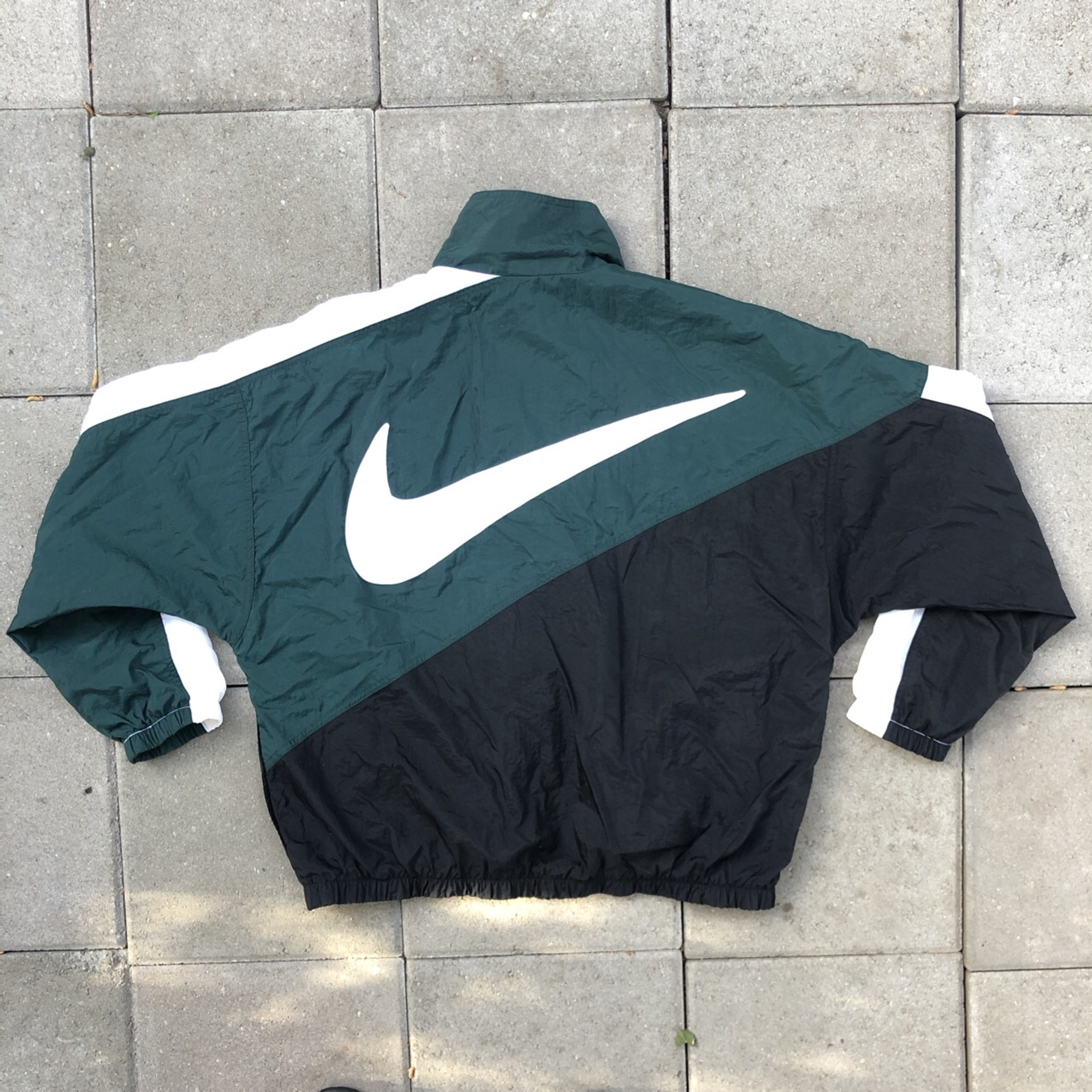 great prices authentic quality new release Vintage Nike Windbreaker Big Swoosh