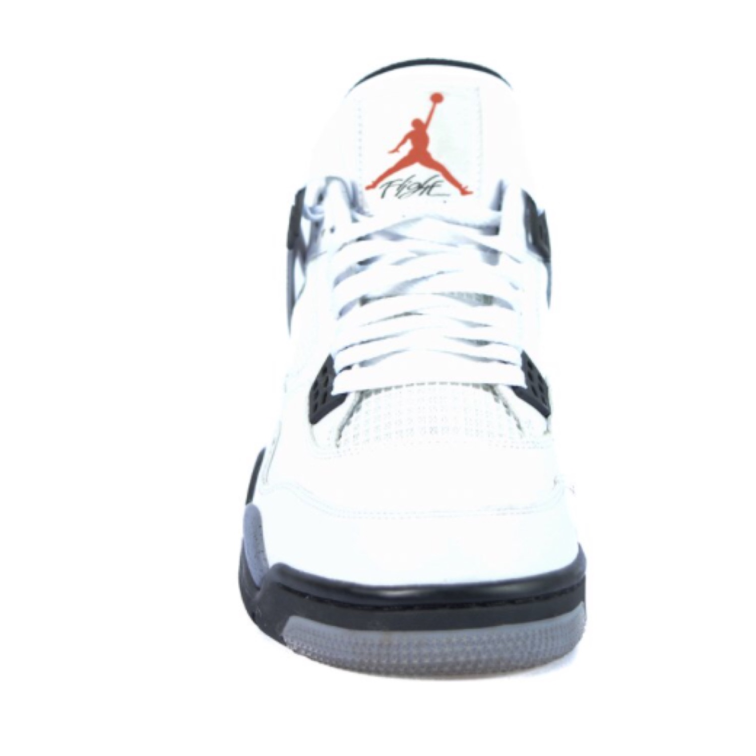 "b0f9cff149b7 Nike Air Jordan 4 Retro ""White Cement 2012"""