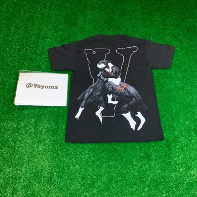 Vlone City Morgue Dogs Tee