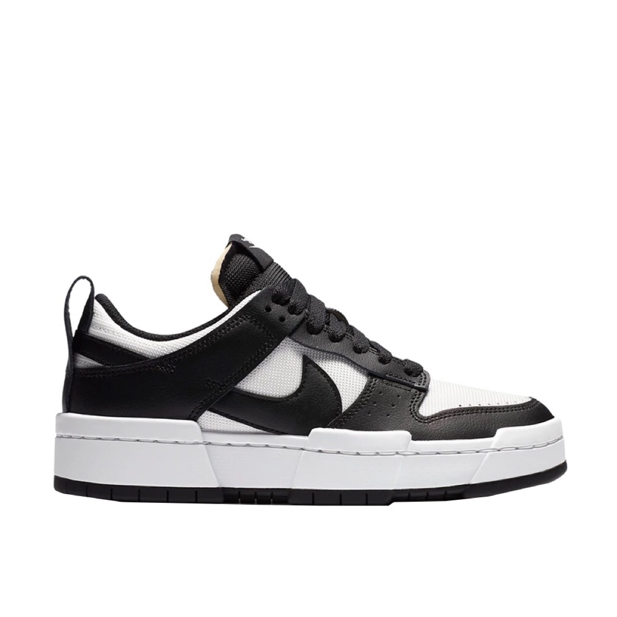 Nike Dunk Low Disrupt Black White (W)