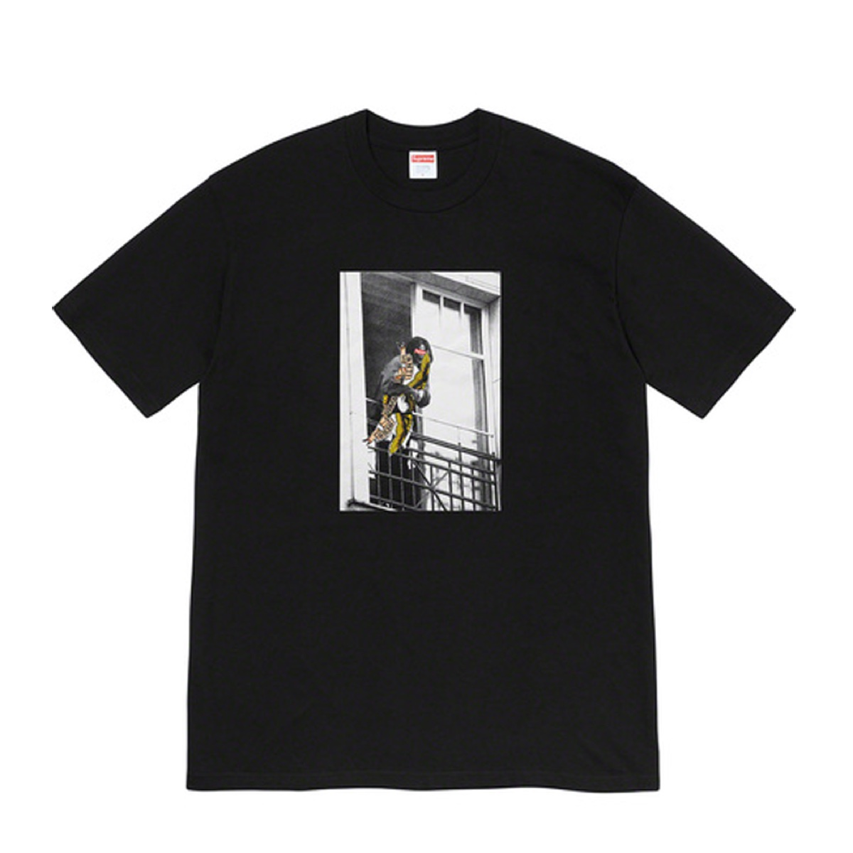 Supreme ANTIHERO Balcony Tee Black