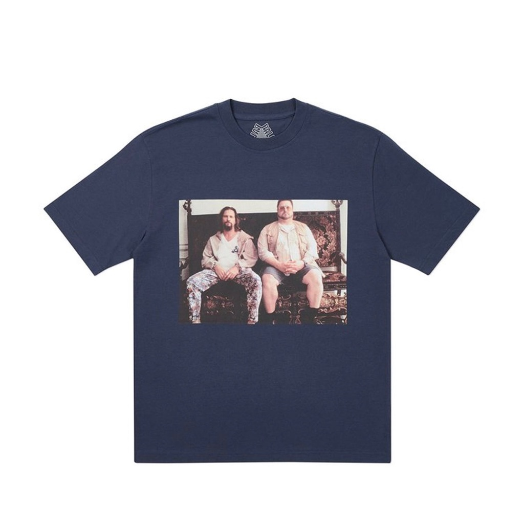 Palace dude tee navy