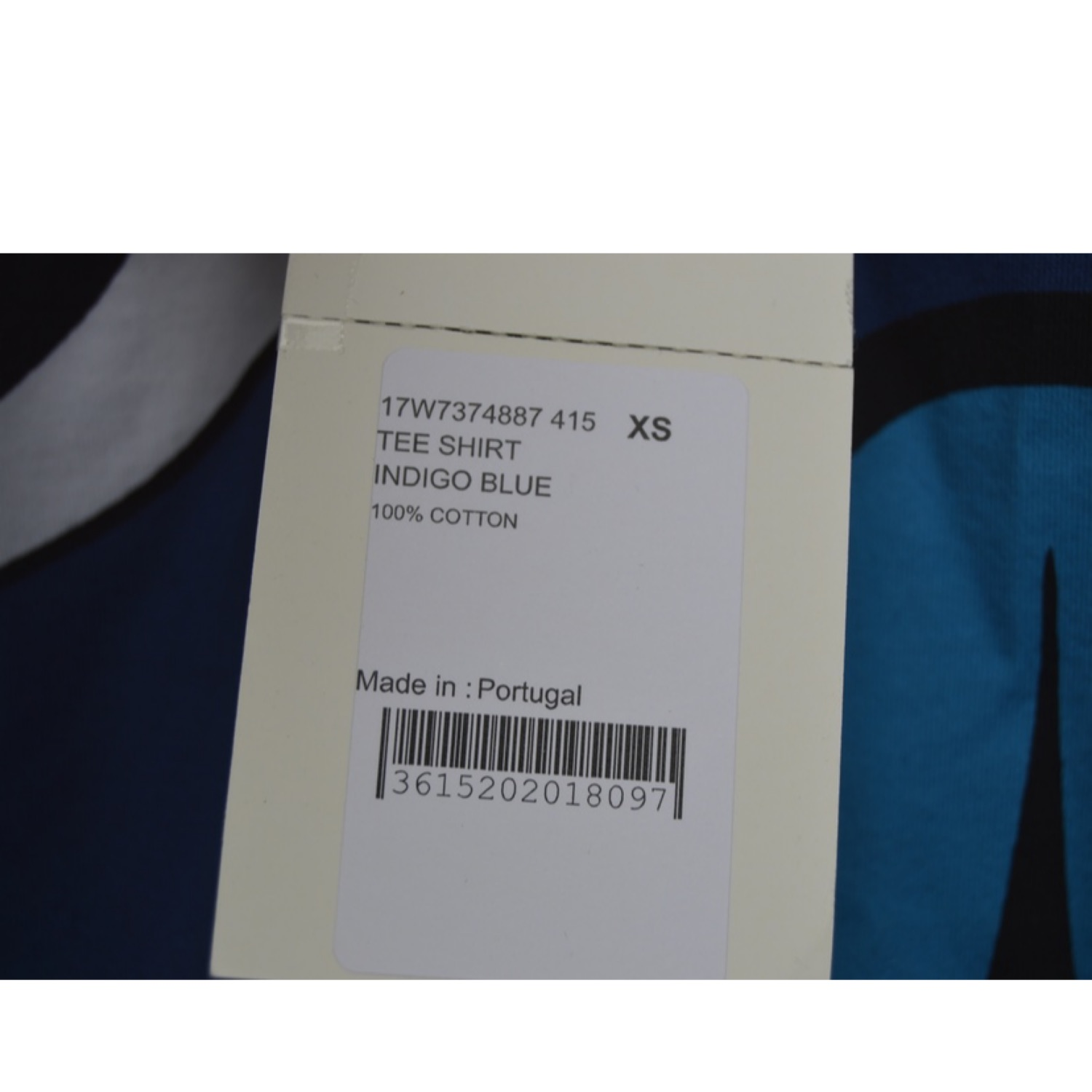 Givenchy Blue Totem Print T-Shirt