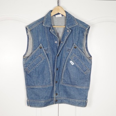Marty Mcfly Guess Georges Marciano Denim Jacket