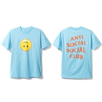 Anti Social Social Club Smile Hmu Tee