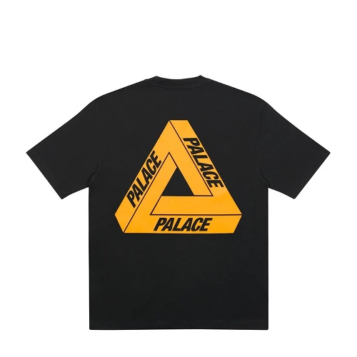Palace Tri To Help Black Bright Orange