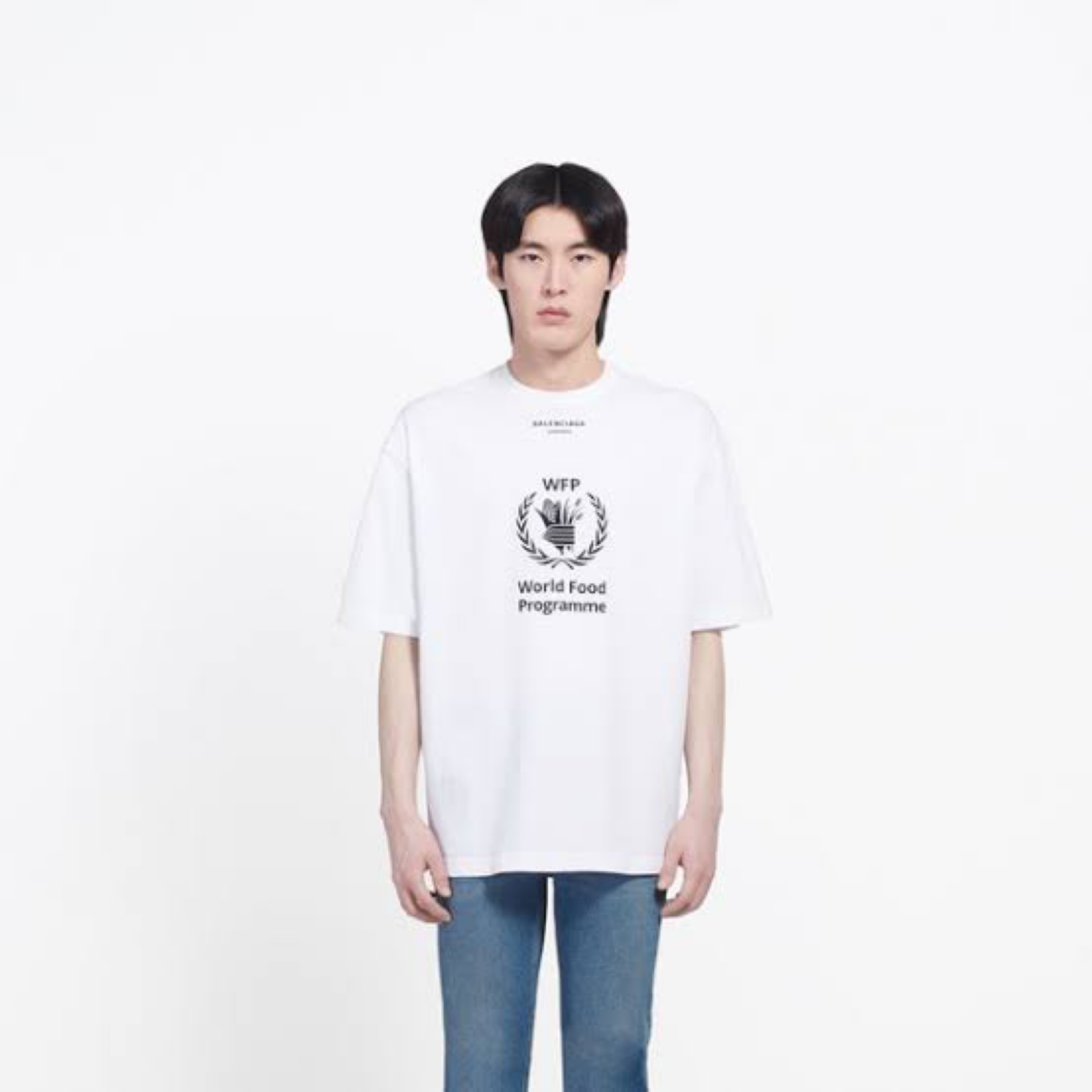 Balenciaga World Food Programme Tee