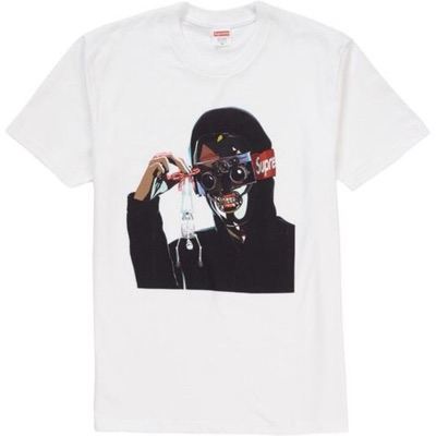 Supreme Creeper Tee White