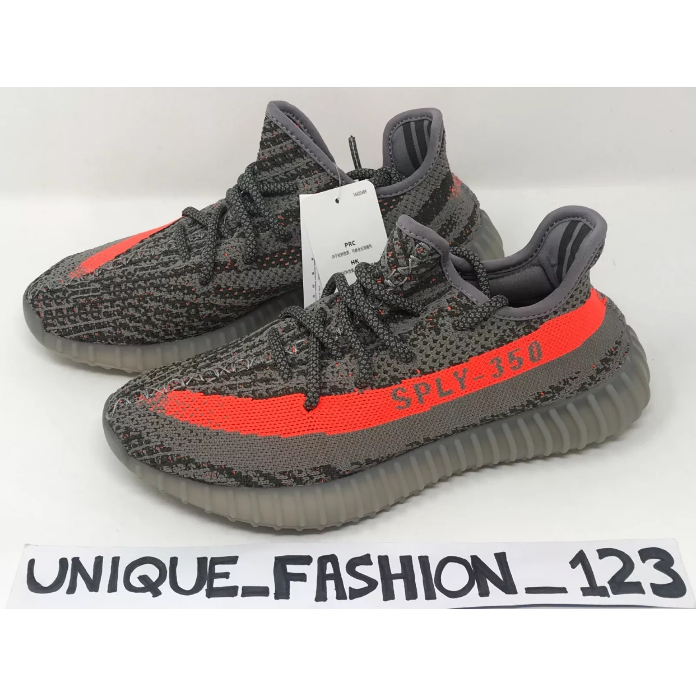 adidas yeezy boost 350 v2 gris orange