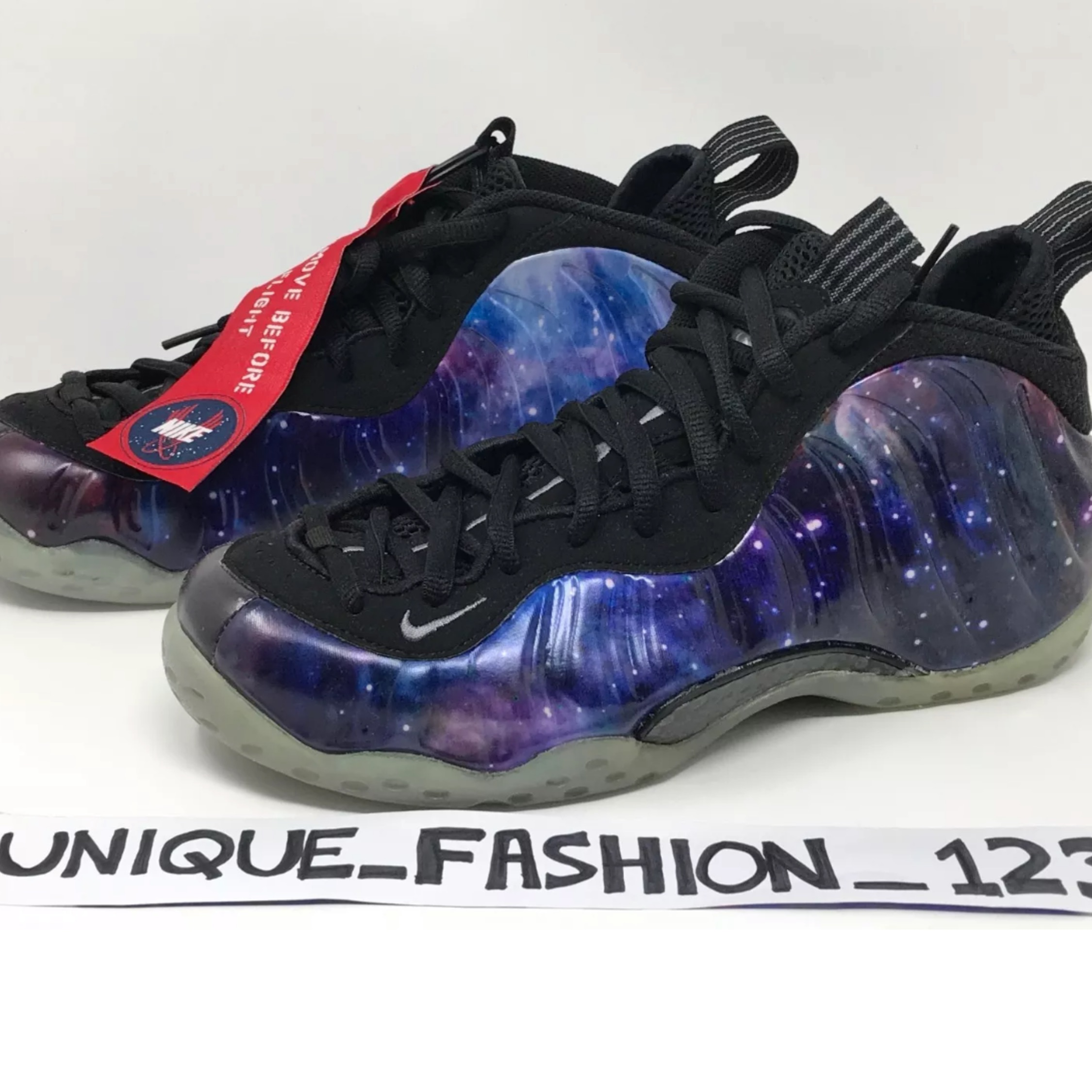 Nike Air Foamposite One Red Blue Online Price: $ 104.15 ...