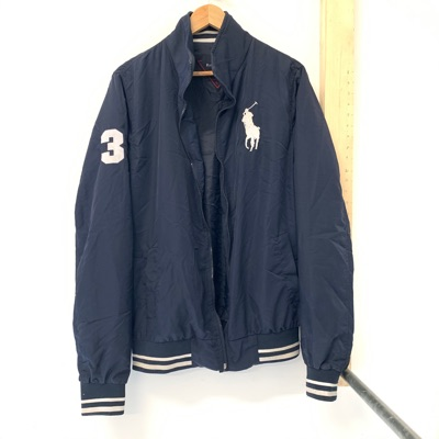Polo Ralph Lauren Navy Jacket