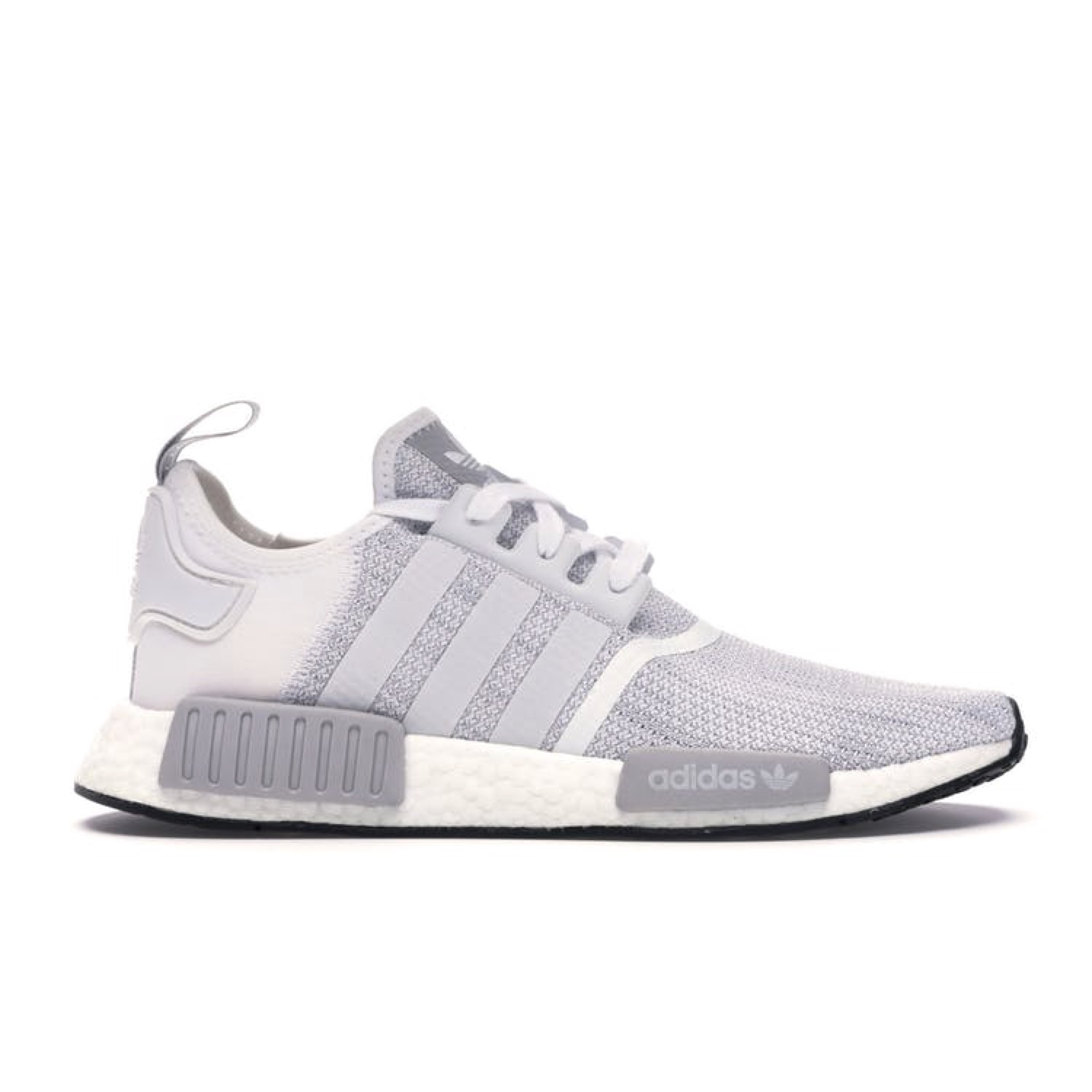 hot sale online 78179 e9f9d Adidas Nmd R1 Blizzard White Grey