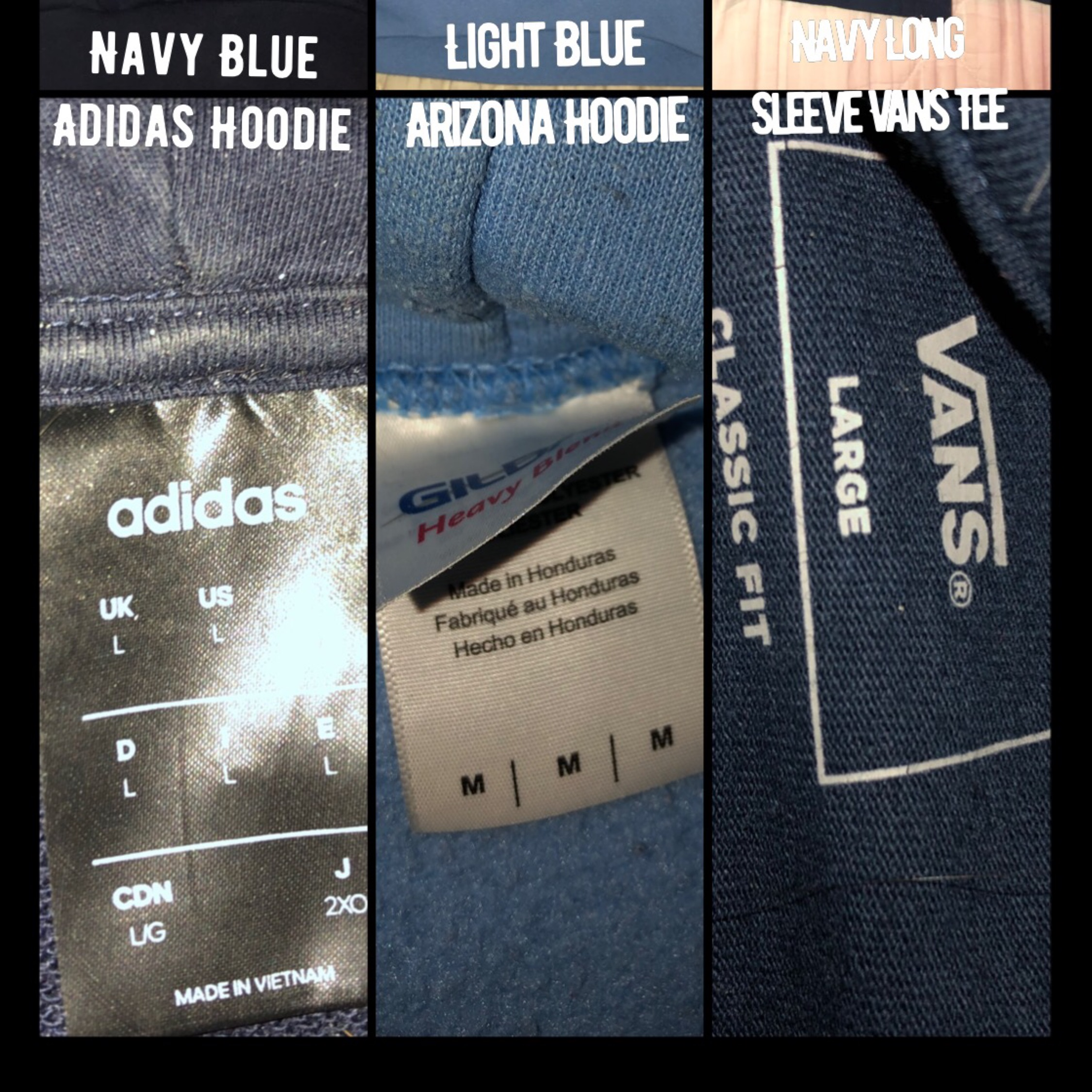 vans size to adidas