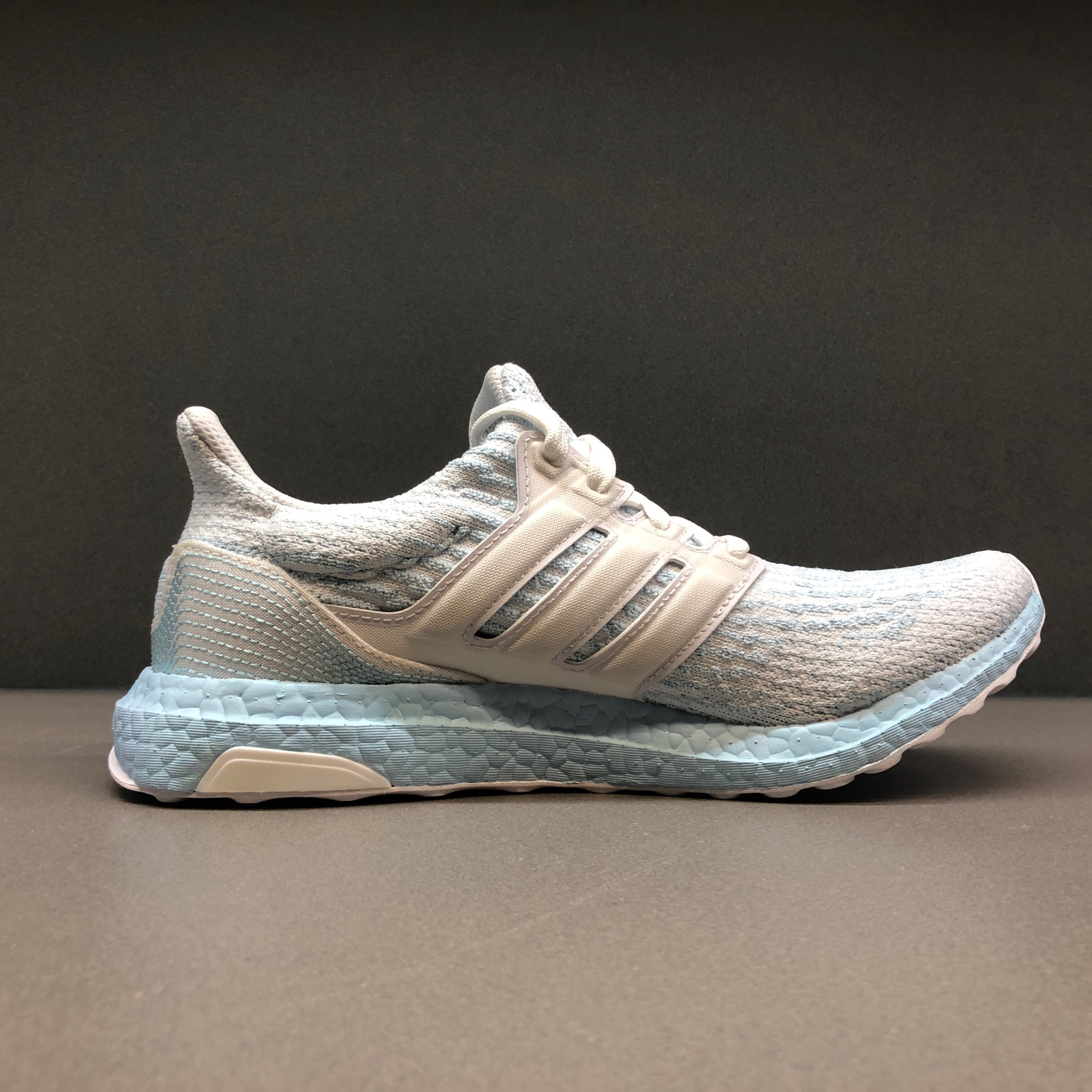 low priced 5f641 8bc3c Adidas Ultra Boost 3.0 Parley Oceans Custom