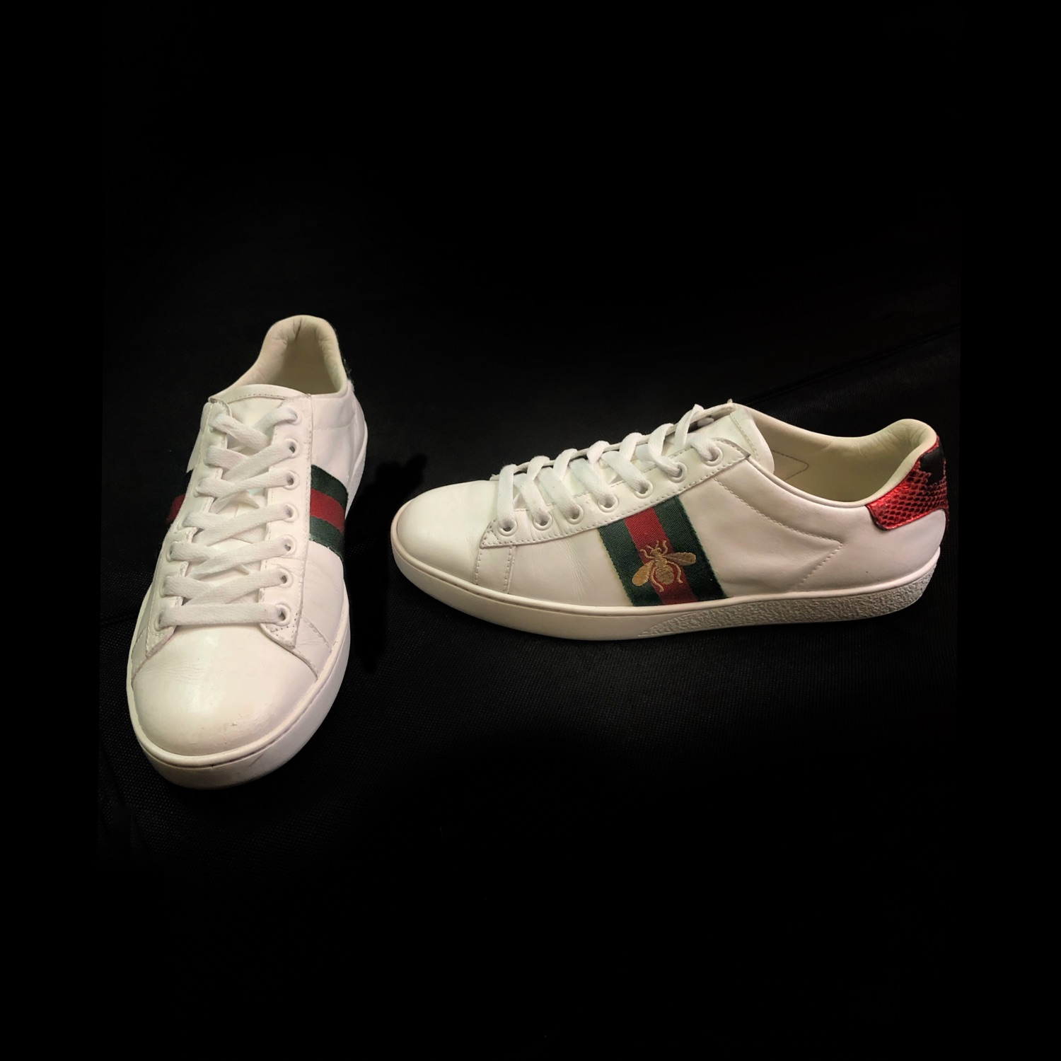 Gucci Bee Ace Shoes