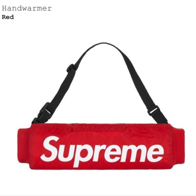 Supreme Handwarmer Red