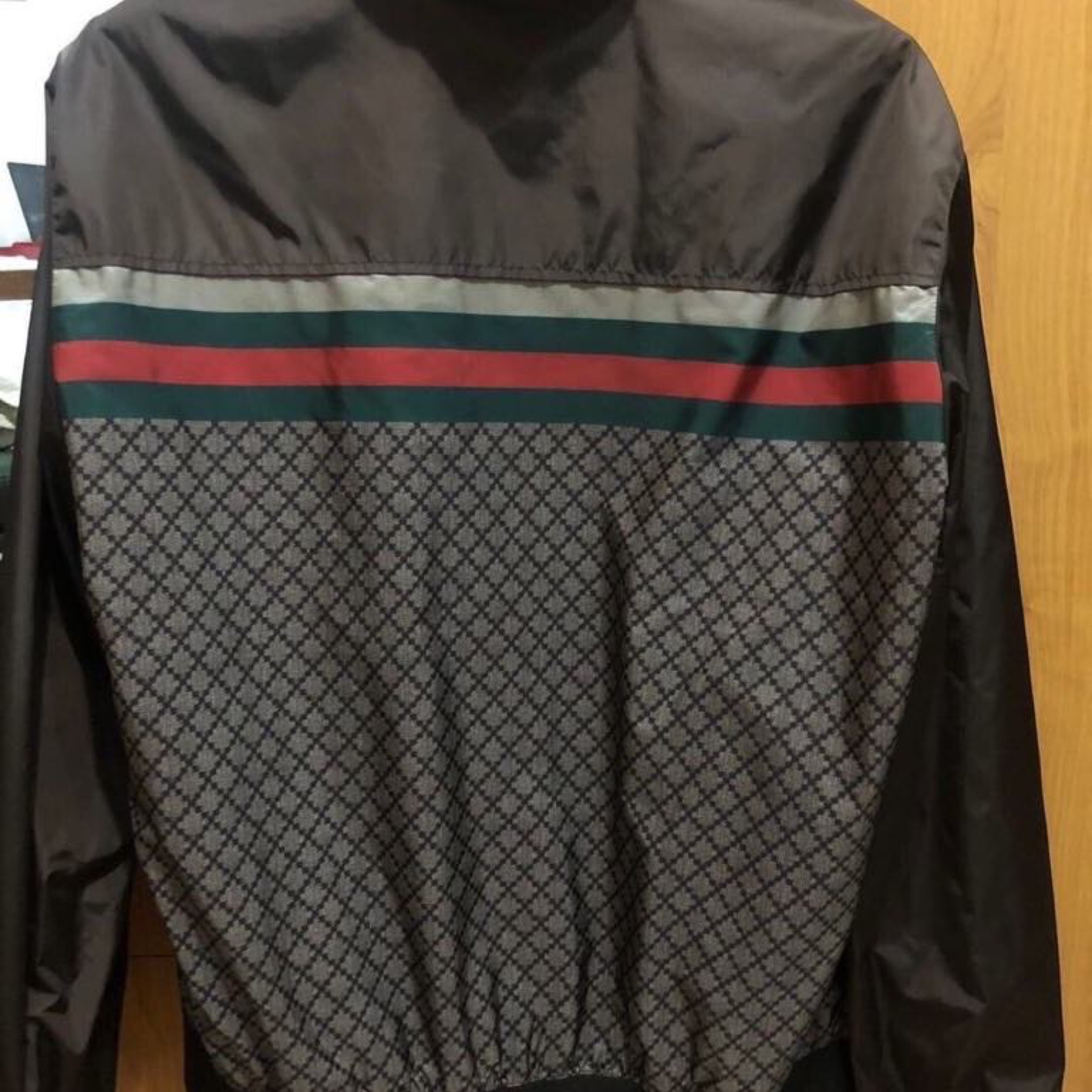Gucci Diamante Track Jacket