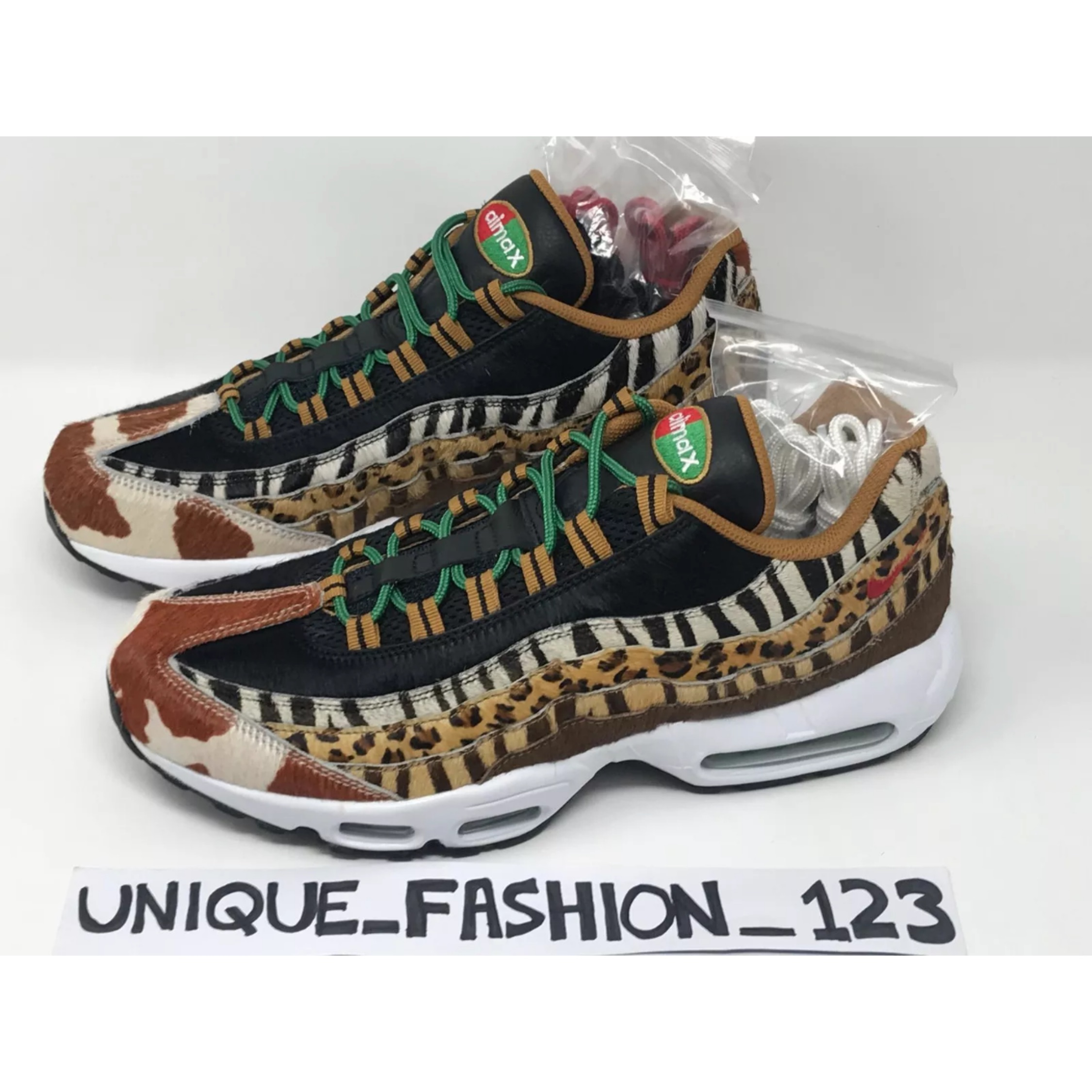 e8878b3970b5 Nike Air Max 95 Atmos Animal Pack