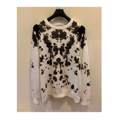 Givenchy Baby Breath Floral Sweatshirt