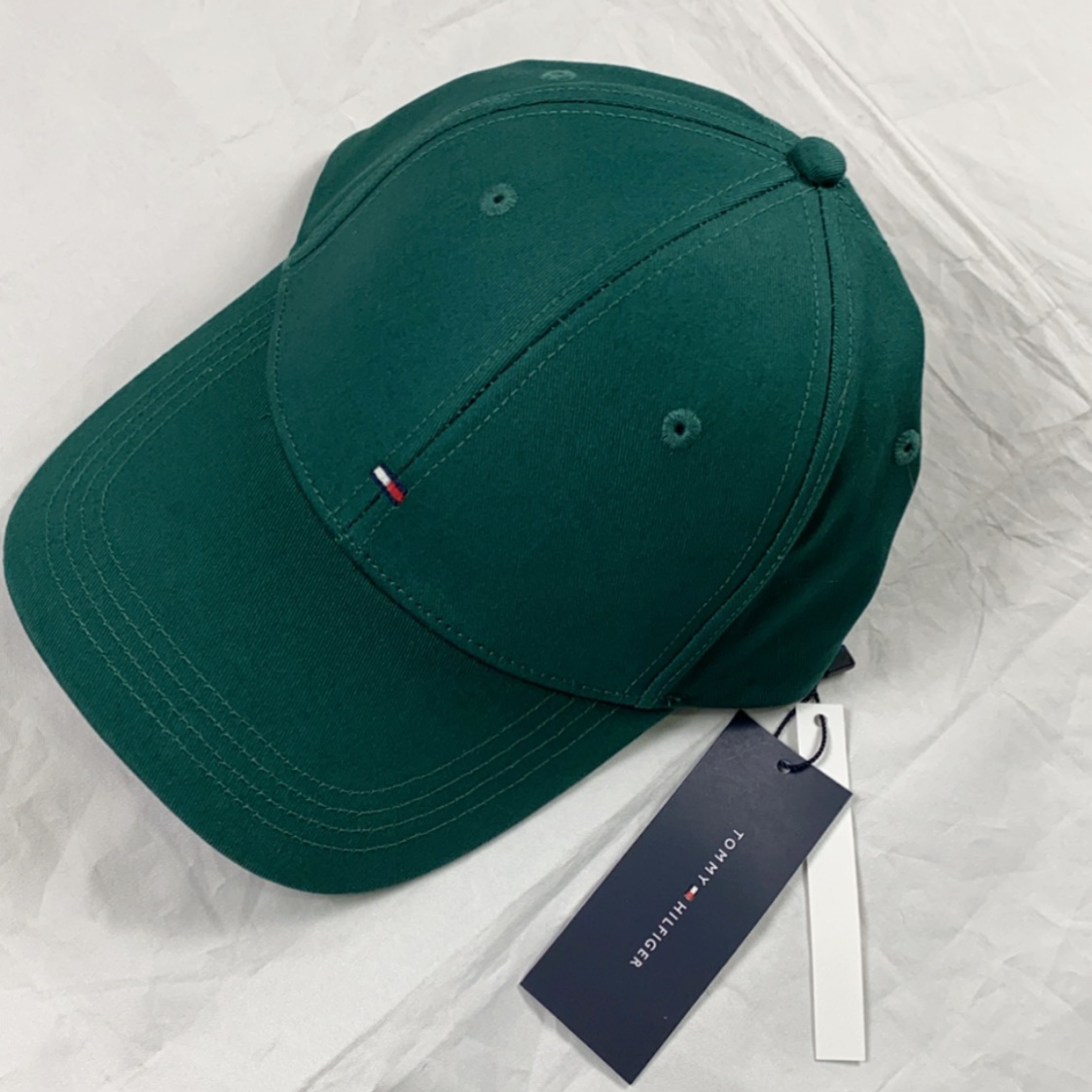 Tommy Hilfiger Green Cap Brand New
