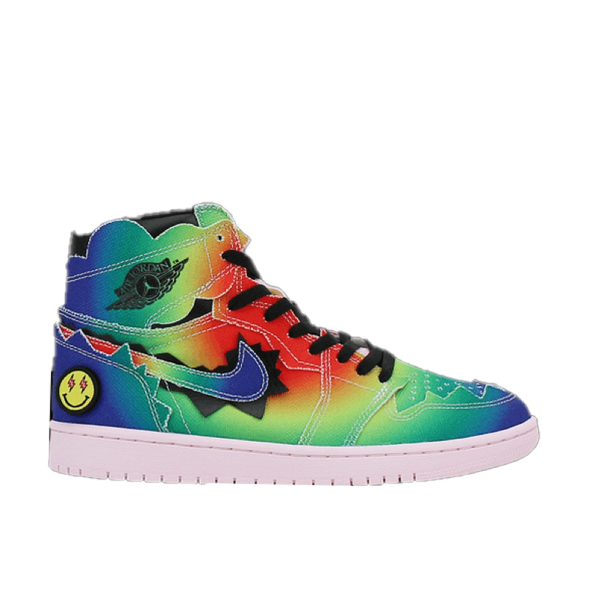 J Balvin x Air Jordan 1 Retro OG High Colores Y Vibras
