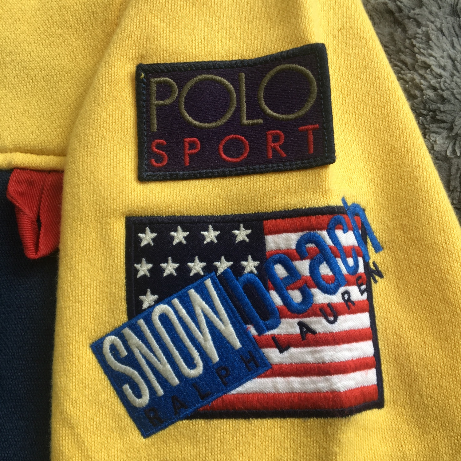 Polo Ralph Lauren Snow Beach