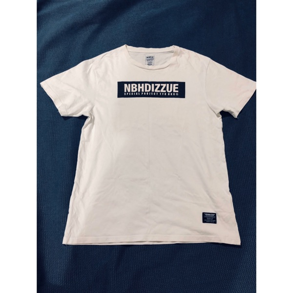 Neighborhood X Izzue Tee Logo T-Shirts