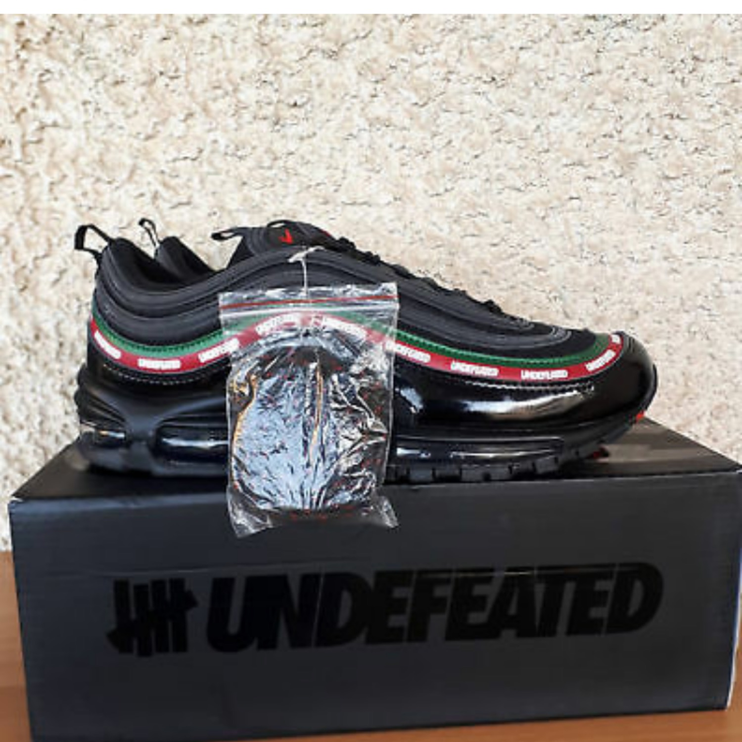 lowest price 3fe9a cd237 Nike Undefeated Air Max 97 90 95 Vapormax Flyknit