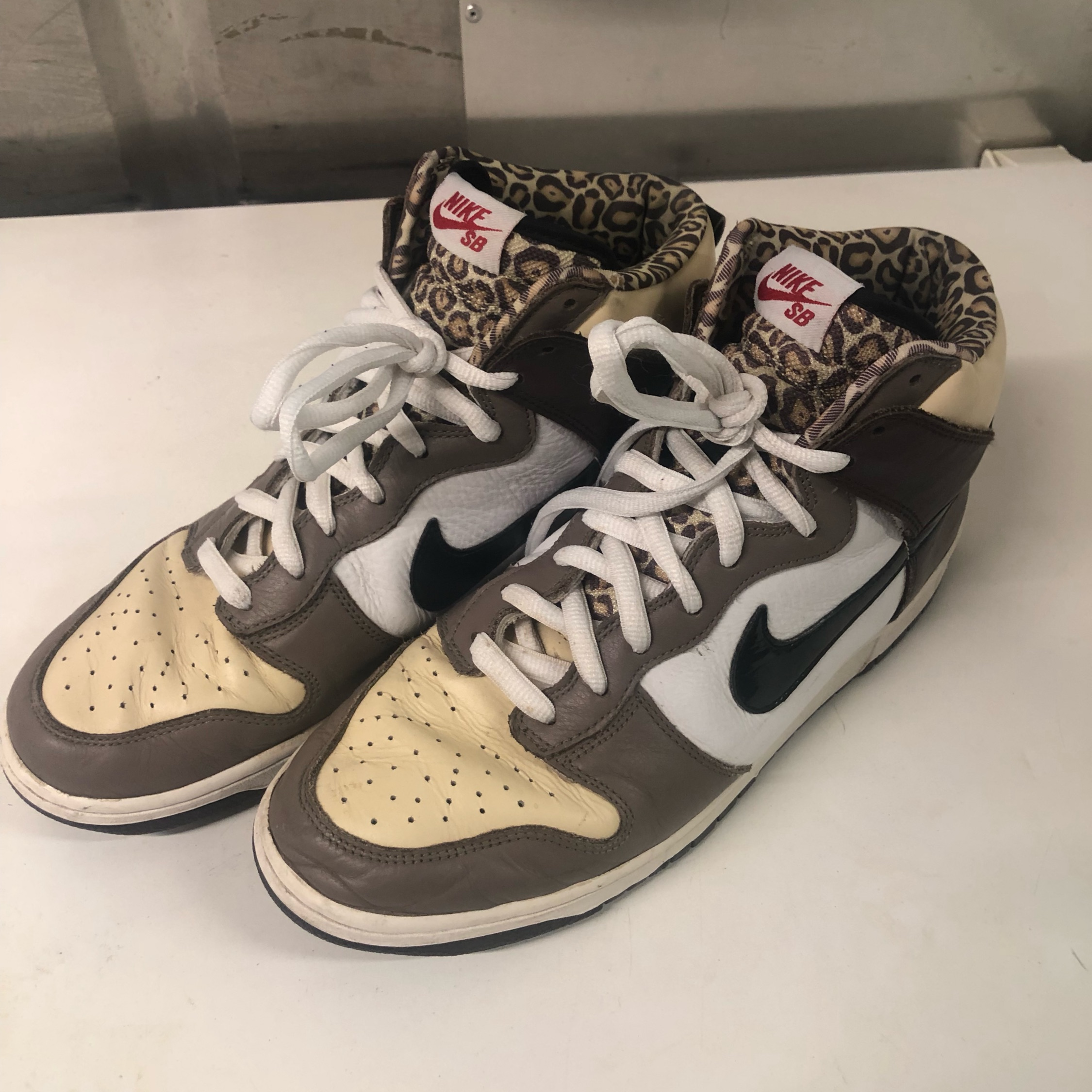 "huge selection of c9ec5 d2ad6 Nike Dunk Sb High ""Ferris Bueller"""