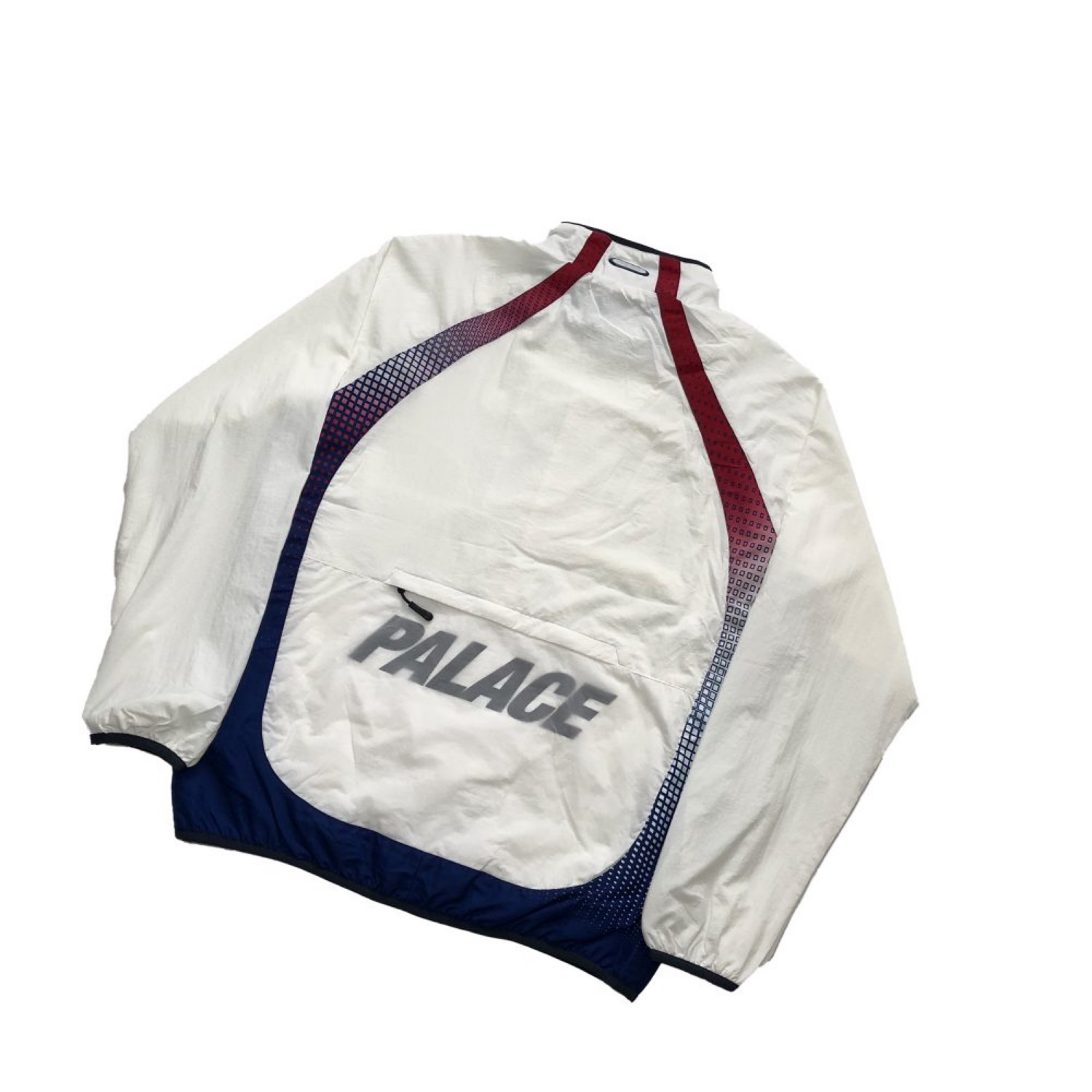 Palace Famo Shell Top White Size Large