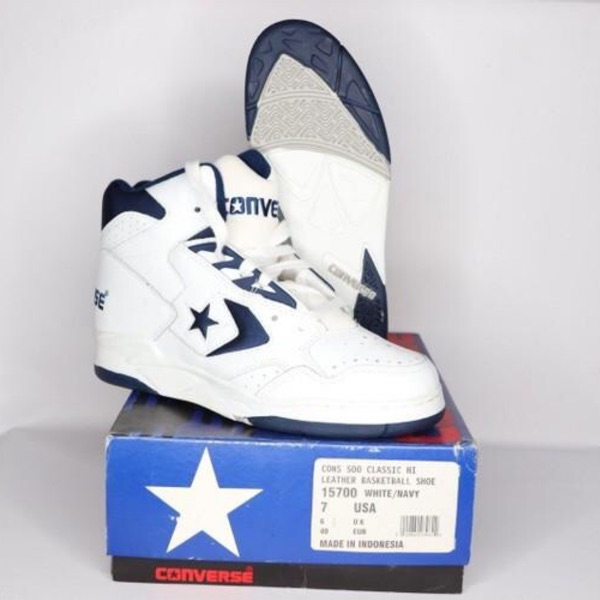 Vintage Converse Basketball Shoes