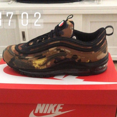 """Nike Air Max 97 Country Camo Pack """"Italy"""""""