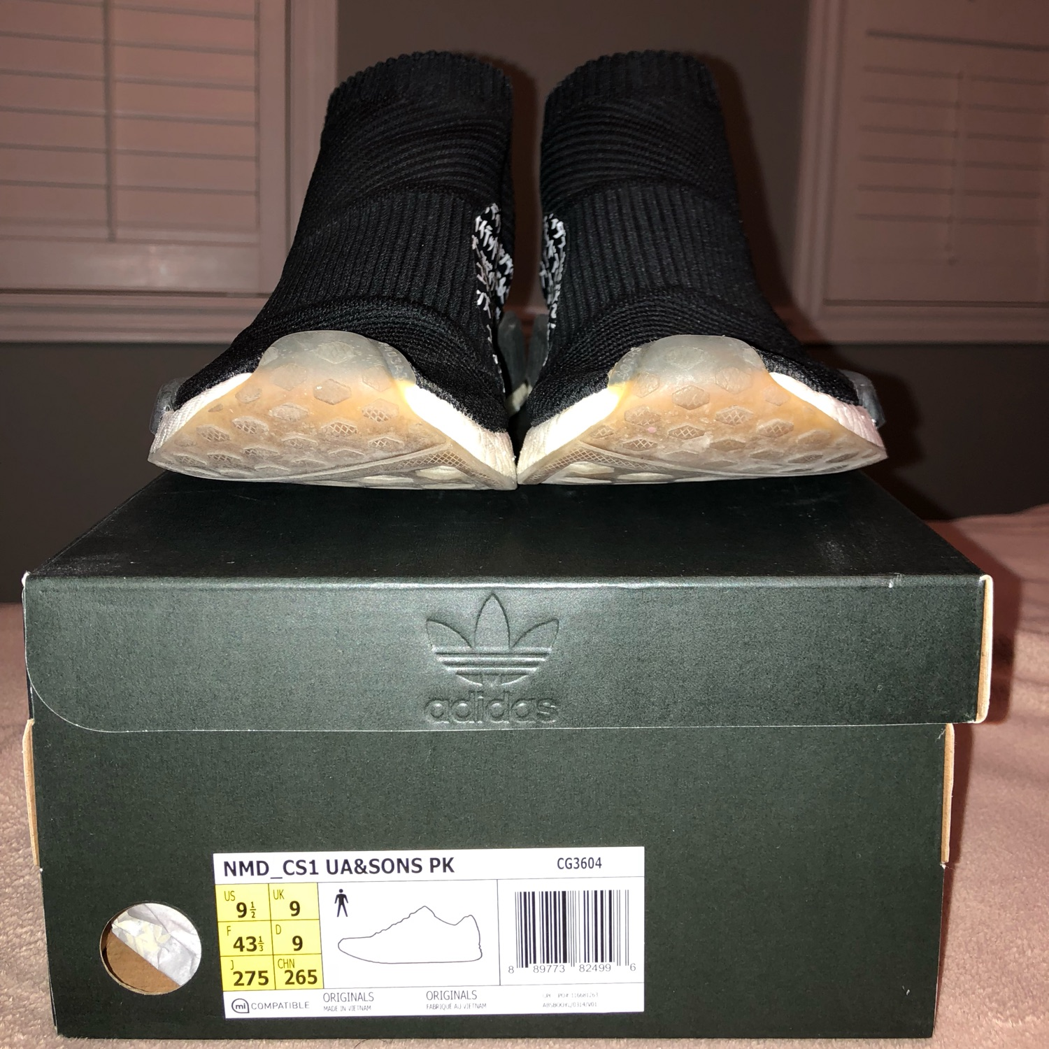 newest 0208f 42198 Adidas Mikitype Nmd Cs1 United Arrows & Sons