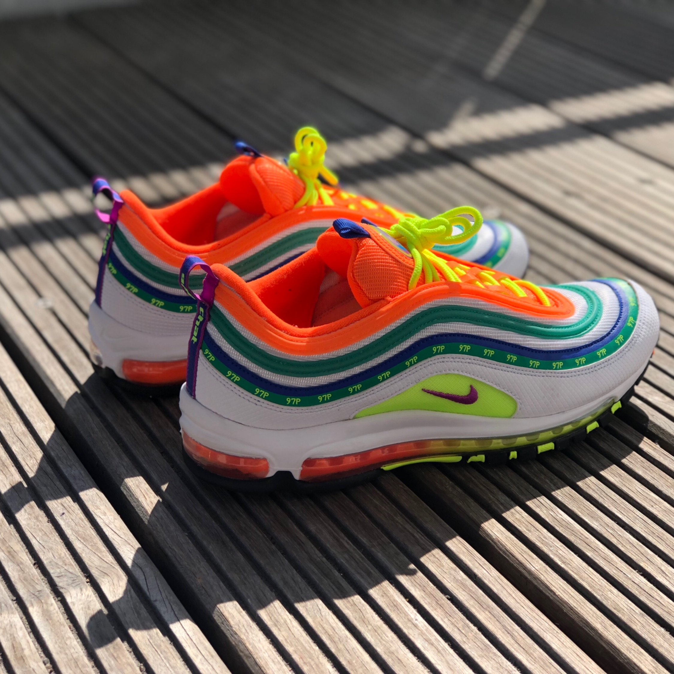 sneakers for cheap newest collection new concept Nike Air Max 97 Jasmine Lasode London