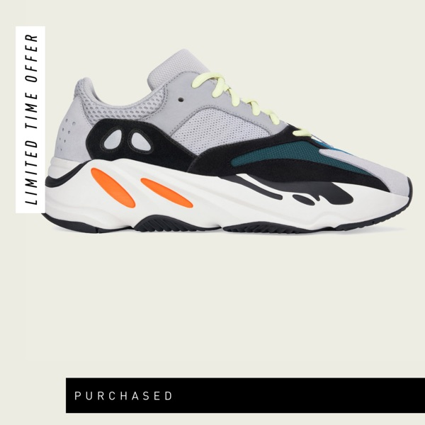 Yeezy 700 Wave Runner Size 11