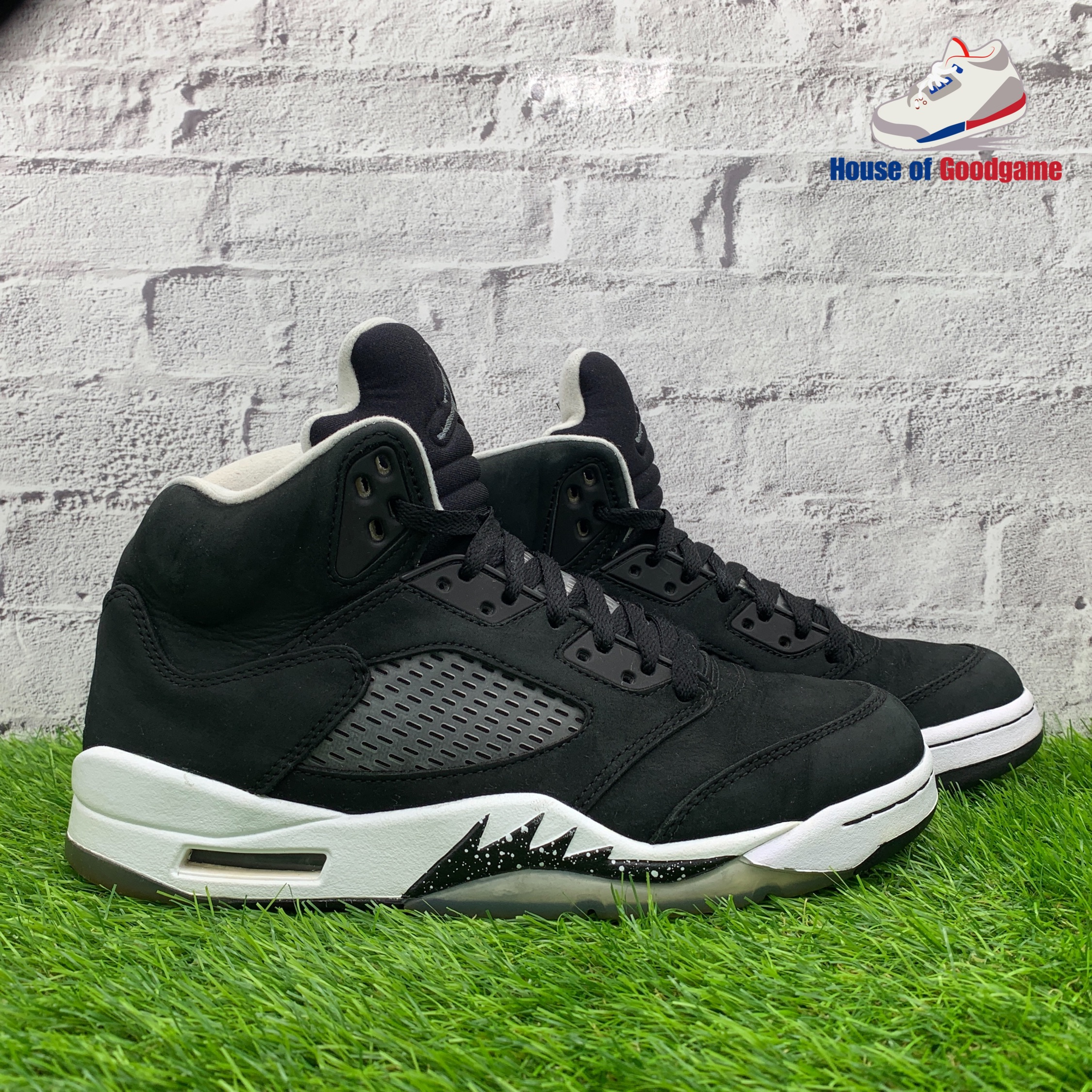 super popular 46aff 9f0a2 Nike Air Jordan 5 Retro 'Oreo'