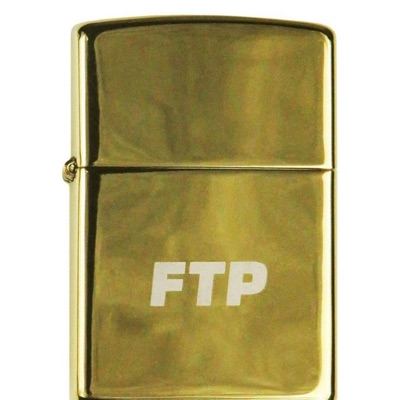 Ftp Zippo Gold 10 Years