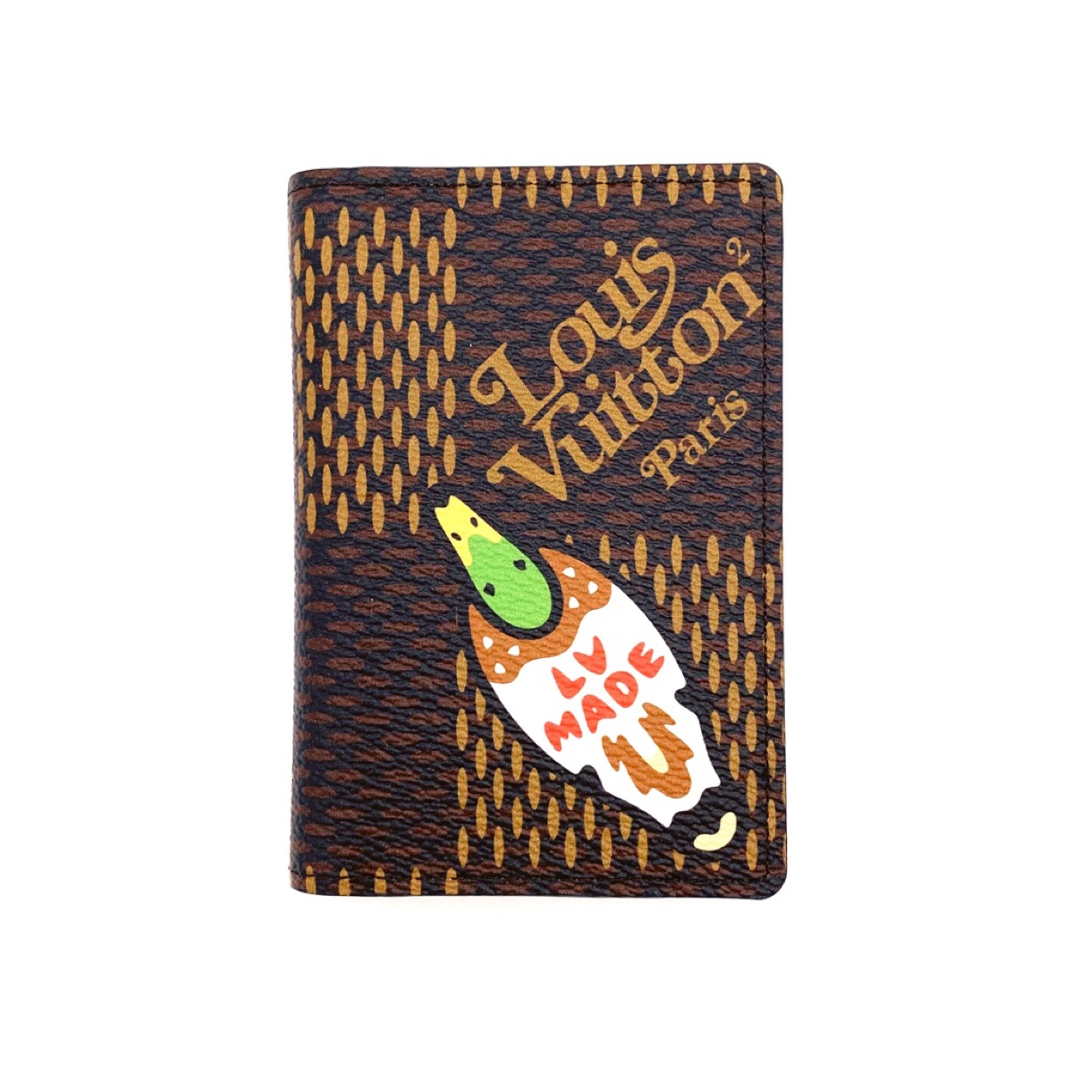 Louis Vuitton x Nigo Pocket Organiser