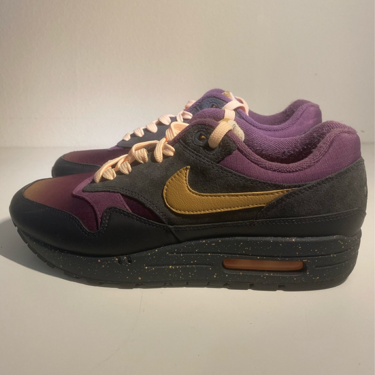 Air Max 1 Premium 'Pro Purple Fade'