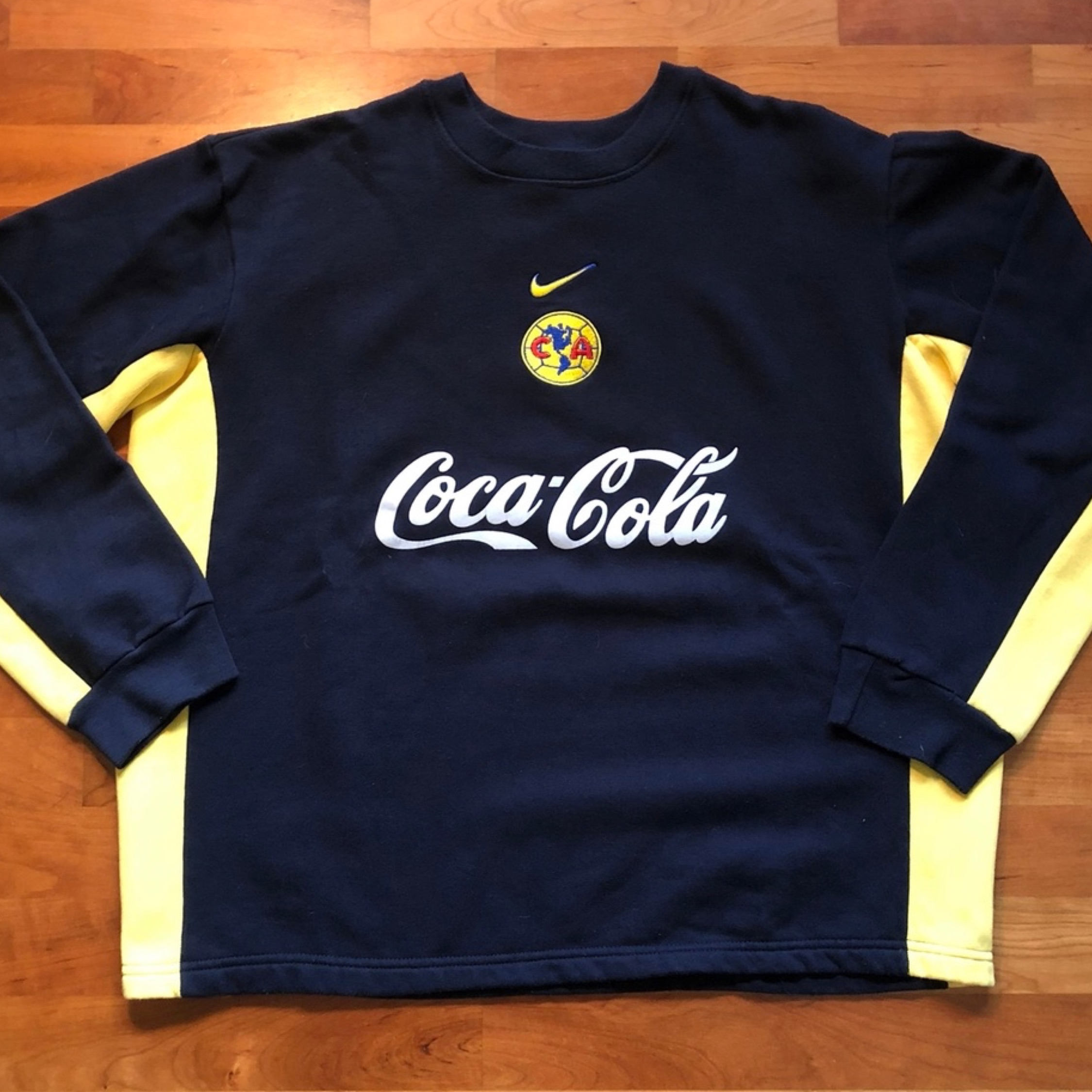 NEW Coca-Cola 100 Year Sweatshirt  X Large